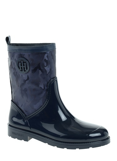 Tommy Hilfiger Yağmur Çizmesi Lacivert